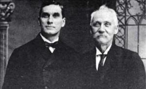 John G. Lake and Thomas Hezmalhalch.